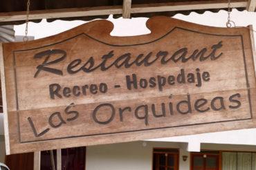 Restaurant  Las Orquídeas - Pozuzo