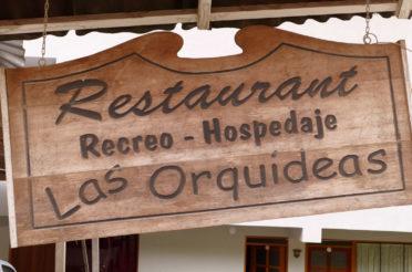 Restaurante  Las Orquídeas – Pozuzo