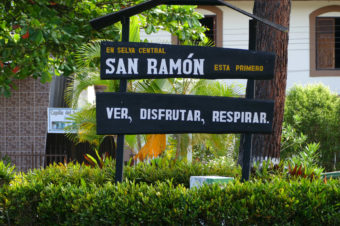 District Municipality of San Ramon