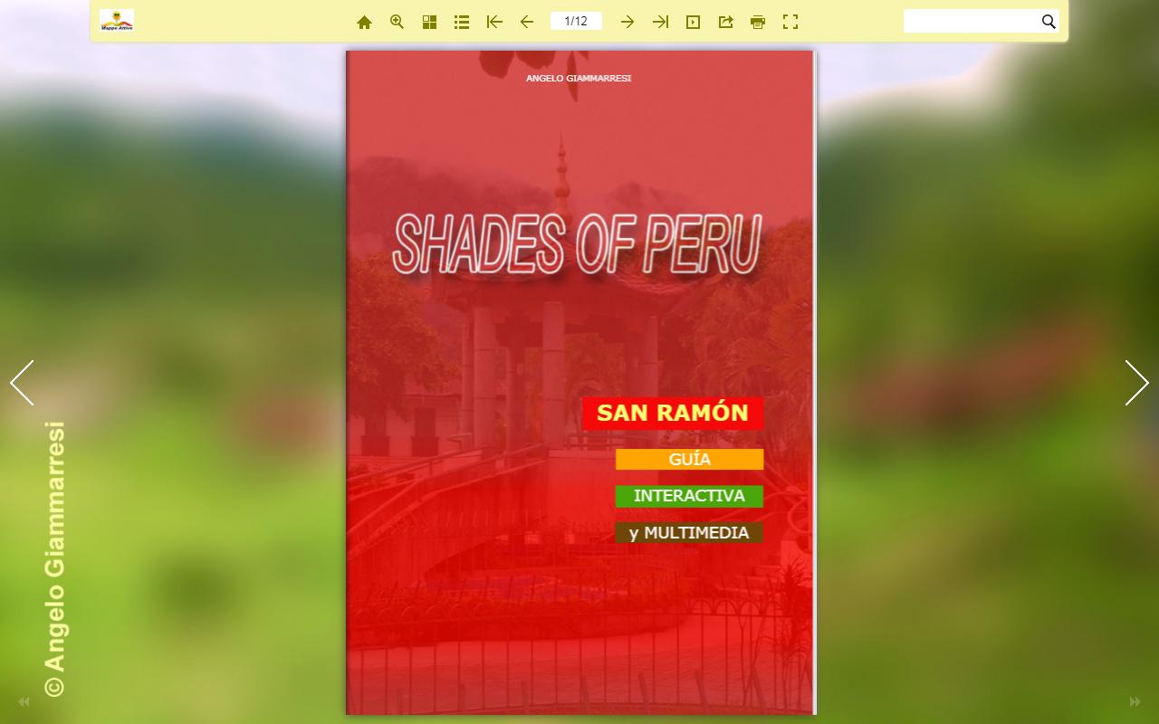 San Ramón Interactive Guide