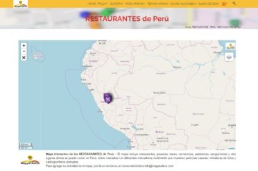 RESTAURANTS in Peru