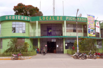District Municipality of Pichanaqui
