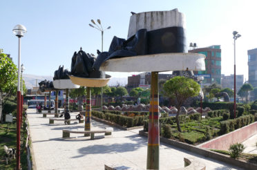 Park of the Hats - Huancayo