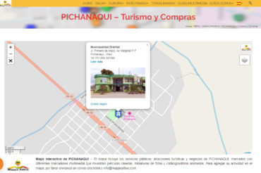 PICHANAQUI – Turismo & Shopping