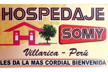 Hospedaje Somy – Villa Rica