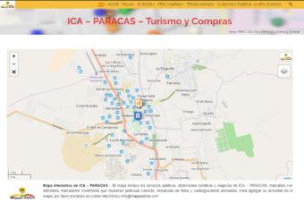 ICA – PARACAS – Turismo y Compras