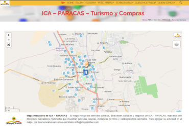 ICA - PARACAS - Tourism & Shopping