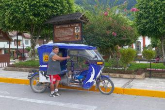 Servicio de Mototaxi n.22 - Pozuzo
