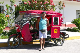 Servizio Mototaxi n.21 – Pozuzo
