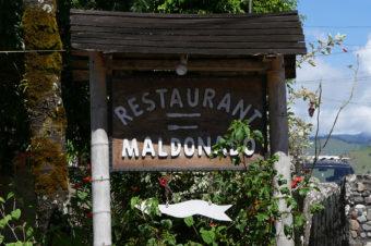 Restaurante Maldonado - Pozuzo