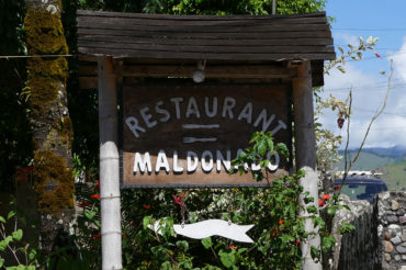 Restaurante Maldonado – Pozuzo