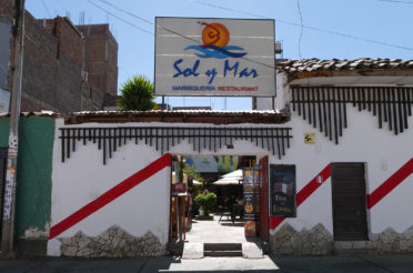 Marisquería – Ristorante Sol y Mar – Huancayo