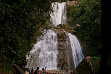 The Bayoz Waterfall - Perené