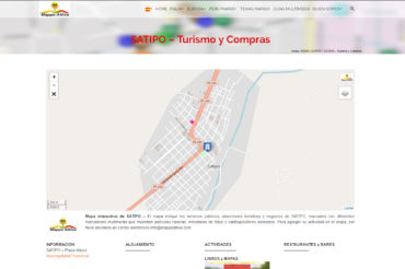 SATIPO - Tourism & Shopping