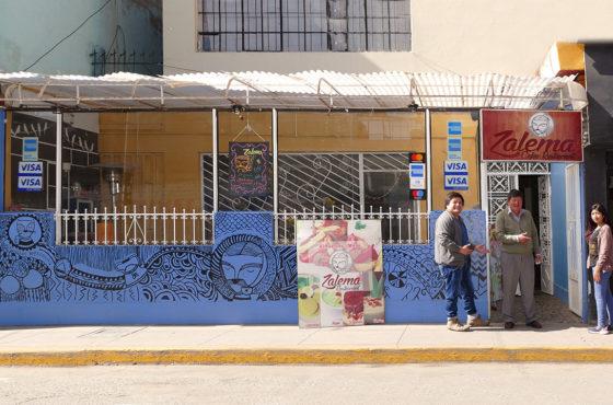ZALEMA – Caffé & Ristorante Sociale – Huancayo