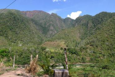 Mirador El Nativo Dormido – Vaquería – Chanchamayo