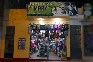 Commercial Mary – Chanchamayo