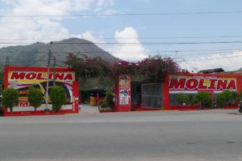 Molina Bus – Terminal Terrestre – Chanchamayo