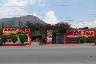 Molina Bus - Terminal Terrestre - Chanchamayo