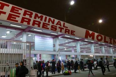 Molina Peru – Yerbateros Bus Terminal