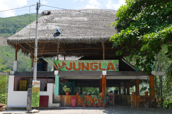 LA JUNGLA – Country Restaurant – Chanchamayo