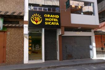 Huancayo – Grand Hotel Sicaya