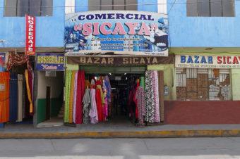 Huancayo – Bazar Sicaya
