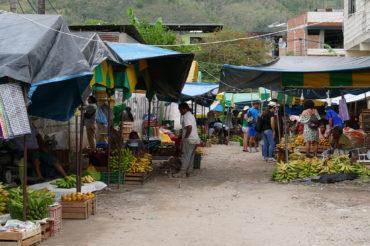Chanchamayo – Feria de Frutas