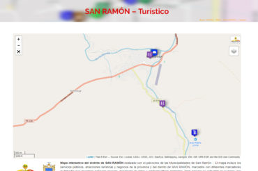 Tourist SAN RAMON